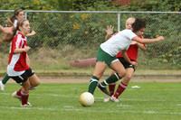 4550 Girls Soccer v Sea-Chr 090910