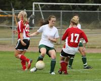 4556 Girls Soccer v Sea-Chr 090910