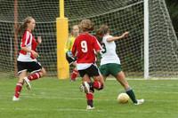 4565 Girls Soccer v Sea-Chr 090910