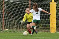 4574 Girls Soccer v Sea-Chr 090910