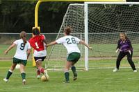 4624 Girls Soccer v Sea-Chr 090910