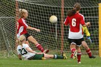 4658 Girls Soccer v Sea-Chr 090910