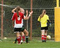 4663 Girls Soccer v Sea-Chr 090910
