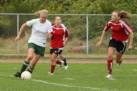 4701 Girls Soccer v Sea-Chr 090910