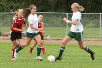 4716 Girls Soccer v Sea-Chr 090910
