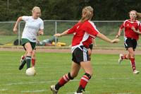 4719 Girls Soccer v Sea-Chr 090910