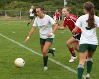 4743 Girls Soccer v Sea-Chr 090910