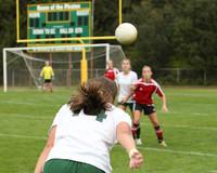 4752 Girls Soccer v Sea-Chr 090910