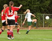 4832 Girls Soccer v Sea-Chr 090910