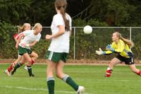 4834 Girls Soccer v Sea-Chr 090910