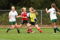 4835 Girls Soccer v Sea-Chr 090910