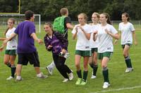 4912 Girls Soccer v Sea-Chr 090910