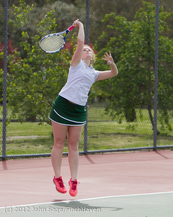 6370 Girls Tennis v Chas-Wright 050212