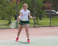 6374 Girls Tennis v Chas-Wright 050212