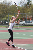 6388 Girls Tennis v Chas-Wright 050212