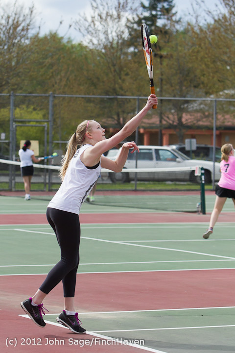 6390 Girls Tennis v Chas-Wright 050212