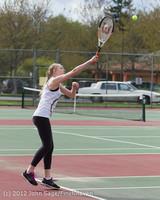 6391 Girls Tennis v Chas-Wright 050212