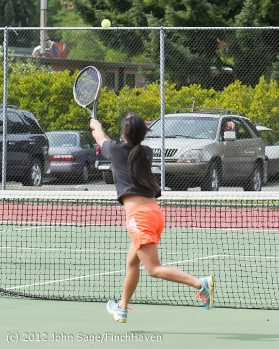 6445 Girls Tennis v Chas-Wright 050212