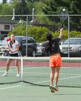 6464 Girls Tennis v Chas-Wright 050212