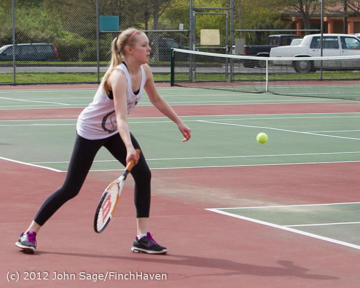 6467 Girls Tennis v Chas-Wright 050212