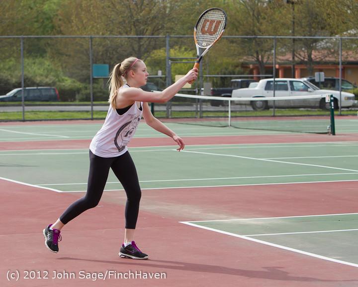 6469 Girls Tennis v Chas-Wright 050212