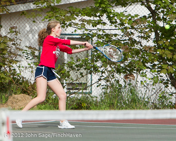 6609 Girls Tennis v Chas-Wright 050212
