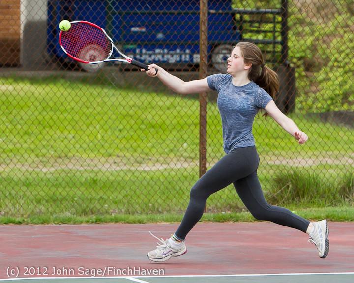 6627 Girls Tennis v Chas-Wright 050212