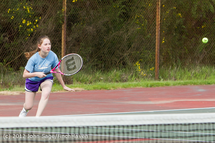 6661 Girls Tennis v Chas-Wright 050212