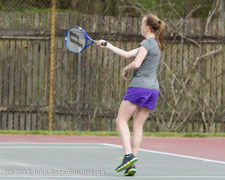 6677 Girls Tennis v Chas-Wright 050212