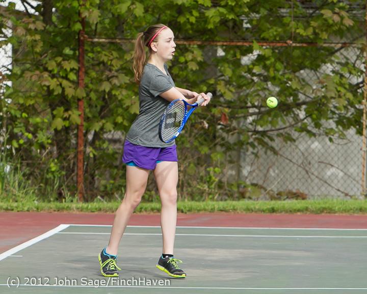 6690 Girls Tennis v Chas-Wright 050212