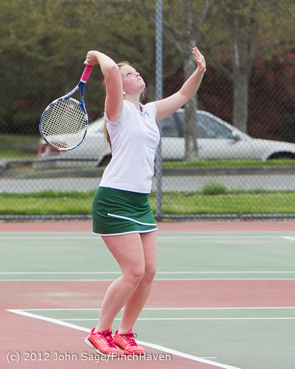 6705 Girls Tennis v Chas-Wright 050212