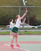 6711 Girls Tennis v Chas-Wright 050212