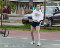 6848 Girls Tennis v Chas-Wright 050212