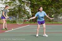 6865 Girls Tennis v Chas-Wright 050212