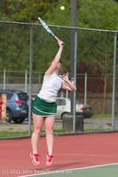 7028 Girls Tennis v Chas-Wright 050212