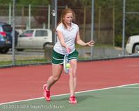 7040 Girls Tennis v Chas-Wright 050212