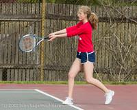 7049 Girls Tennis v Chas-Wright 050212