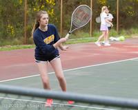 7050 Girls Tennis v Chas-Wright 050212