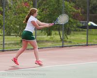 7100 Girls Tennis v Chas-Wright 050212