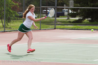 7126 Girls Tennis v Chas-Wright 050212