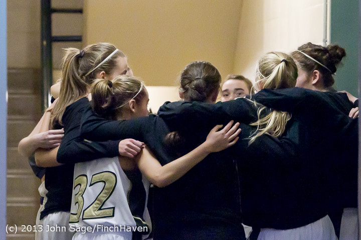 6559 Girls Varsity Basketball v Mornington Breakers 010713
