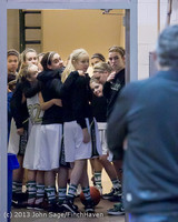 6573 Girls Varsity Basketball v Mornington Breakers 010713