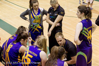 6691 Girls Varsity Basketball v Mornington Breakers 010713