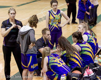6705 Girls Varsity Basketball v Mornington Breakers 010713