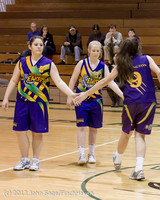 6770 Girls Varsity Basketball v Mornington Breakers 010713