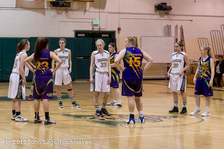 6806 Girls Varsity Basketball v Mornington Breakers 010713