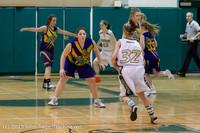 7008 Girls Varsity Basketball v Mornington Breakers 010713