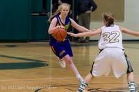 7030 Girls Varsity Basketball v Mornington Breakers 010713