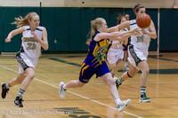7078 Girls Varsity Basketball v Mornington Breakers 010713