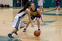 7100 Girls Varsity Basketball v Mornington Breakers 010713
